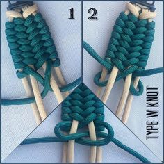 """Photo of CE.PARACORD.BY.SFS oficial on Instagram: """"Official tutorial Type W Knot #paracord #hobby #edc #style #instagood #instastyle #instalike #instadaily #ukraine #ua #instamood…"""""""