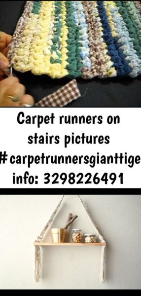 Photo of Carpet runners on stairs pictures #carpetrunnersgianttiger info: 3298226491 #runnerrugs 1
