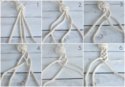 Photo of How to Use Ropes and Knots to Turn a Plain Mirror Into an Ornate Piece | eHow.com