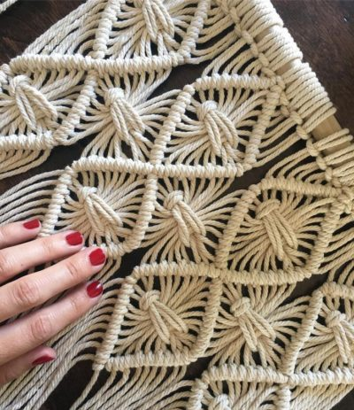 Photo of Inspiration Slow down and just decorate … # macrame # macrame # Makramewallh, # Check more …
