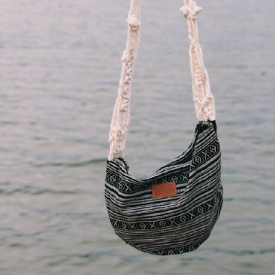 Photo of Make your own summer bag complete with a macrame strap! Perfect for festival sea…
