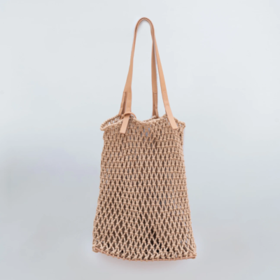 Photo of Sunday in Hoi An – Lifestyle Products – Bags – Boho Macrame Tote Bag with Vegan …