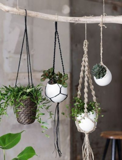 Photo of 20 DIY Macrame Plant Hanger Patterns DesignRulz.com Similar Great Projects And …, # Check m…