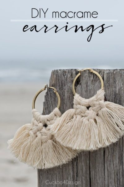 Photo of 34 DIY Earrings To Add To Your Jewelry Collection