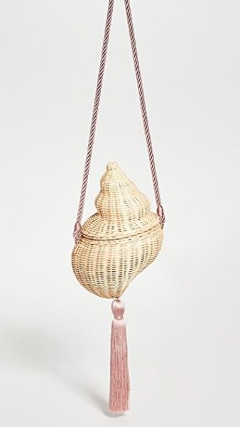 Photo of Poolside Bags The Madison Conch Shell Bag | SHOPBOP | Use Code SPRING | Save Up to 25%
