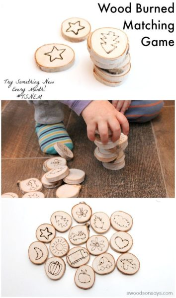 Photo of Woodburning – Try Something New Every Month
