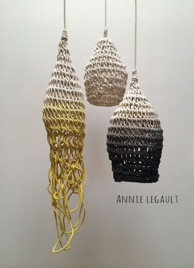 Photo of Amulette-the amazing work of Annie Legault | Deco Friday | WearitCrochet