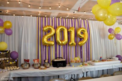 Photo of Graduation Party Ideas | Garage Party – A Wonderful Thought