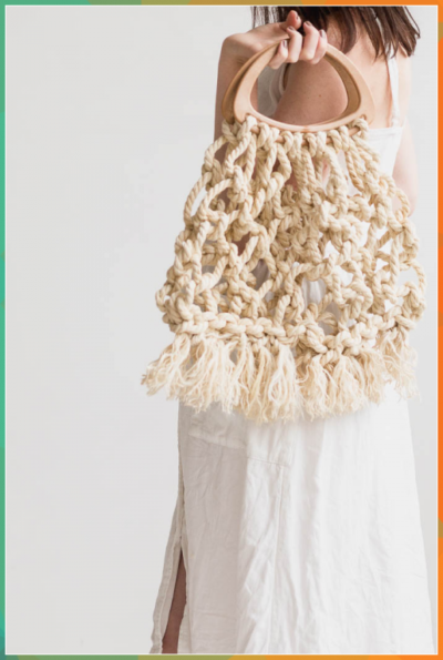 Photo of How to Make this DIY Macrame Tote Bag using Jute   Fall For DIY, Category #How #…