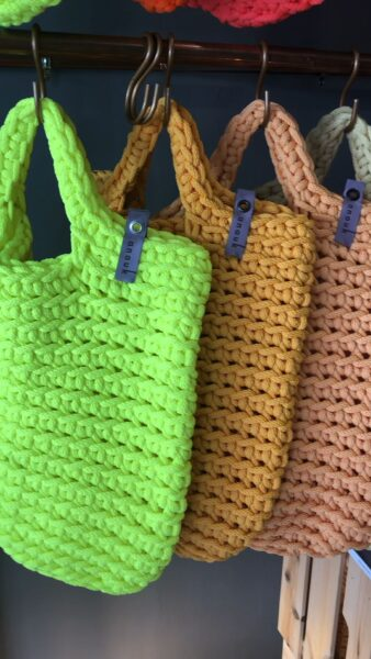 Photo of Scandinavian Style Reusable Eco Friendly Tote Bags